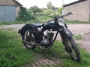 ретро мотоцыклы