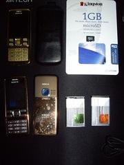Nokia 6300 Sirocco Gold