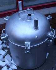 Автоклав бытовой (полуавтомат,  клапанная система)