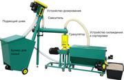 Малая линия гранулирования биомассы    MGL 100 / MGL 200 / MGL 400 / MGL 600