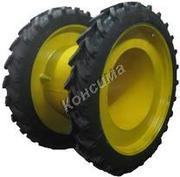 Системы сдваивания,  шины,  диски колесные для сельхозтехники.