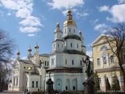 Храмы Харькова