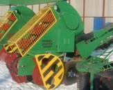 Ковшовый шнековый погрузчик Р6-КШП-6,  Р6-КШП-6М,  Р6-КШП-15