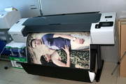 Печать чертежей,  плакатов,  графиков форматы А2,  А1,  А0