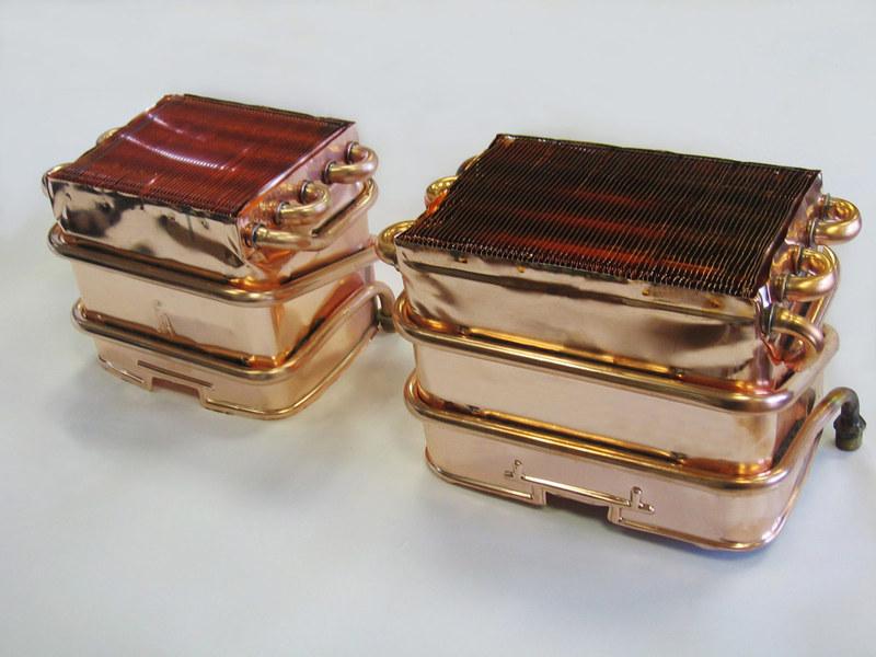 теплообменники для газовых колонок