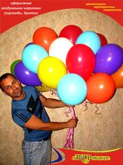 Воздушные шары с гелием (оформление,  продажа,  доставка) в Белгороде