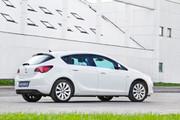 Opel Astra J - 2012