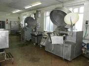 Куттер для измельчения мясосырья вакуумный А-170-0.2