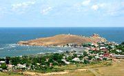 Отдых в Крыму на берегу Азовского моря