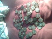 продам коллекцию 56 разных юбилейных монет 10 рублей