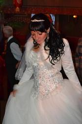 свадебное платье 04105555 шикарное продам не дорого торг уместен 55555