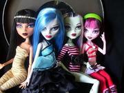 Большой выбор кукол Monster High и Ever After High Роз. и ОПТ