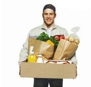 Бесплатная доставка продуктов питания на дом