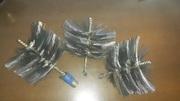 Очистка Труб-Ерш из нержавейки-Ерш проволочный из стали-Ерщ нейлоновый