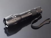 Продам лед светодиодный ручной фонарик cree XML-T6 2000 люмен