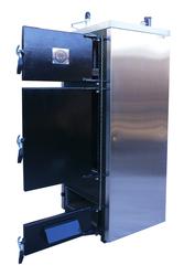 Твердотопливные котлы длительного горения,  монтаж систем отопления