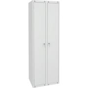 Одежный металлический шкаф