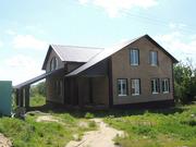 Продается новый дом мансардного типа для проживания