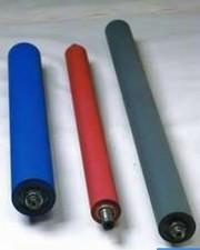 КУПЛЮ валы обрезиненные длина 700-1100 мм 2 штуки,  можно б/у.