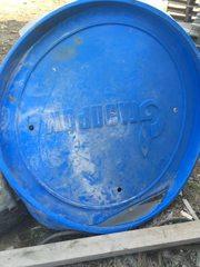 Заглушки трубные пластиковые Газпром принимаем