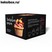 «Готовим кексы» Наборы для приготовления капкейков