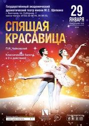 Билеты на балет Спящая красавица