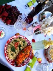 Незабываемый Романтический ужин на самой роскошной террасе Белгорода!