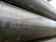 Труба электросварная 09г2с,  ГОСТ 10704-91,  10705-80 из наличия и заказ